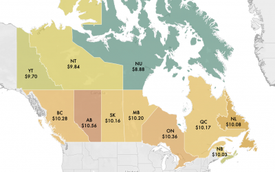 Canadian Dried Cannabis Prices
